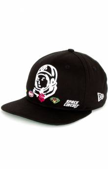 BB Circuit Snap-Back Hat - Black