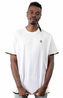 BB Collective SS Knit T-Shirt - White
