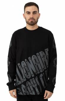BB Crossfit L/S Knit - Black