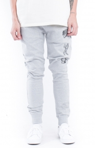 BB Double Arch Jogger - Grey