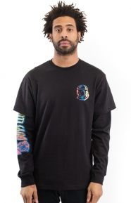 BB End Of Days L/S Knit Shirt - Black