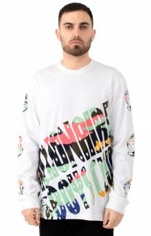 BB Endurance L/S Knit - White
