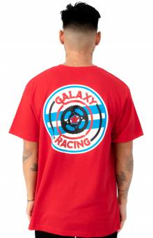 BB Galaxy Racing T-Shirt - Red