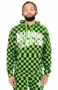 BB Grand Prix Pullover Hoodie - Green