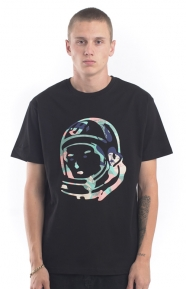 BB Helmet Camo T-Shirt - Black
