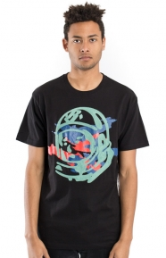 BB Helmet T-Shirt - Black