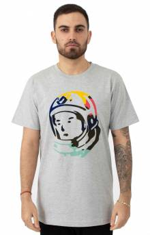 BB Helmet T-Shirt - Grey