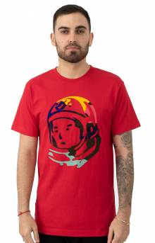 BB Helmet T-Shirt - Red