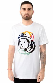 BB Helmet T-Shirt - White