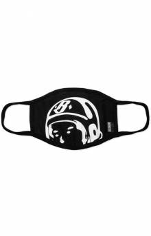 BB Hidden Helmet Mask - Black