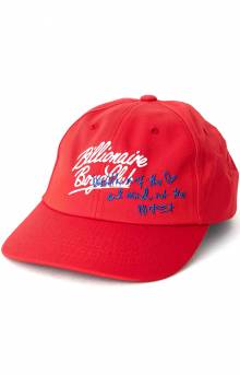 BB HM Dad Hat - Red