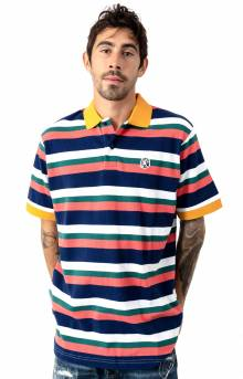 BB Landing S/S Polo - White