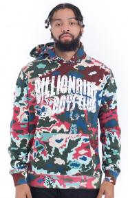 BB Landscape Arch Pullover Hoodie - Sandshell