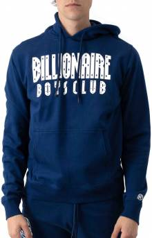 BB Large Billionaire Pullover Hoodie - Blue Depth