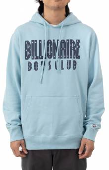 BB Large Billionaire Pullover Hoodie - Dream Blue
