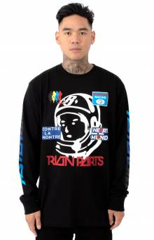 BB Leader L/S Shirt - Black