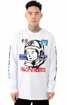 BB Leader L/S Shirt - White