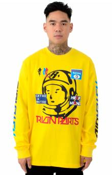 BB Leader L/S Shirt - Yellow