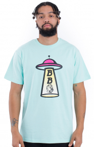 BB Lights T-Shirt - Beach Glass