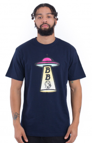 BB Lights T-Shirt - Navy Blazer