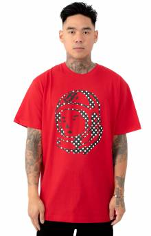 BB Mesh Helmet T-Shirt - Red