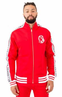 BB Mickey Jacket - Chinese Red