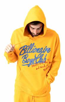 BB Mind Pullover Hoodie - Radiant Yellow
