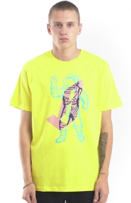 BB Mixed T-Shirt - Yellow