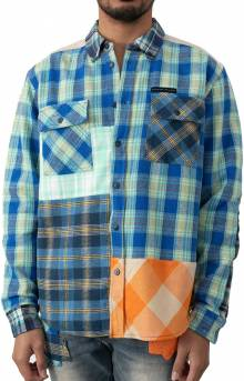 BB Moose Tracks L/S Woven Button-Up Shirt