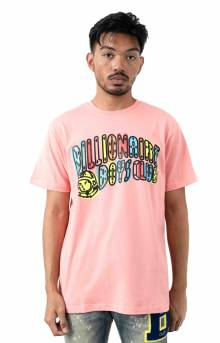 BB Off Registration T-Shirt - Strawberry Ice