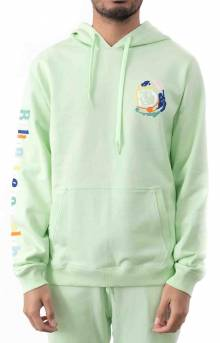 BB Perus Pullover Hoodie - Patina Green