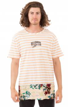 BB Pollination Knit T-Shirt - Apricot Nectar