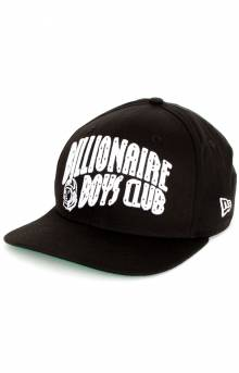 BB Pro MX Snap-Back Hat - Black