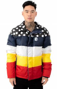 BB Puffer Jacket - Multi
