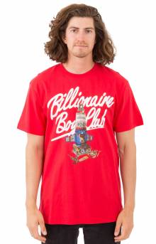 BB Rover One T-Shirt - Red