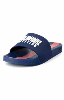 BB Slides - Blue Depths