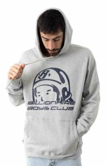 BB Space Cadet Pullover Hoodie - Heather Grey