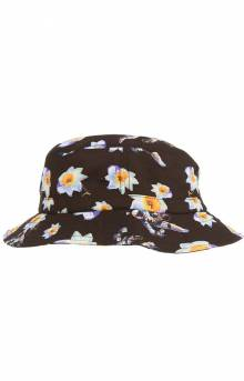 BB Space Petal Bucket Hat - Black