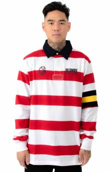 BB Speedsters L/S Shirt - White