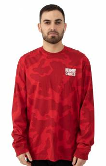 BB Sport L/S Knit - Red