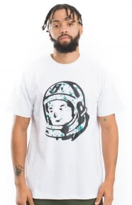 BB Star Helmet T-Shirt - White