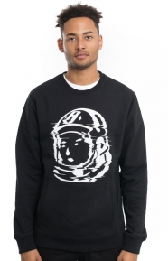 BB Static Crewneck - Black