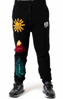 BB Sunrise Sweatpants - Black