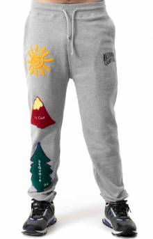 BB Sunrise Sweatpants - Heather Grey