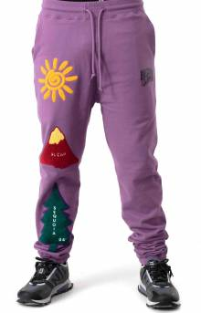 BB Sunrise Sweatpants - Violet