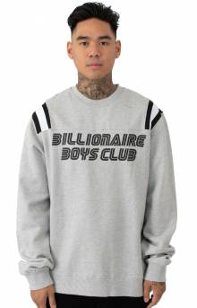 BB Tour De Crewneck - Grey