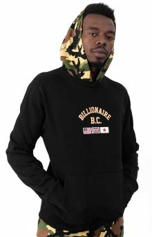 BB Tour Pullover Hoodie - Black
