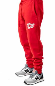 BB Wealth Pants - Red