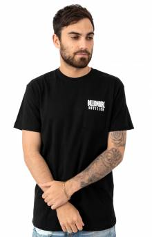 BB Welcome T-Shirt - Black