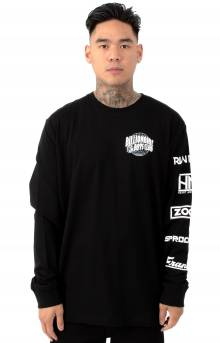 BB World Tour L/S Shirt - Black